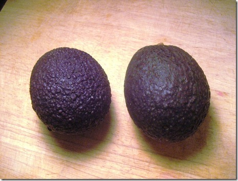 Two Avocado