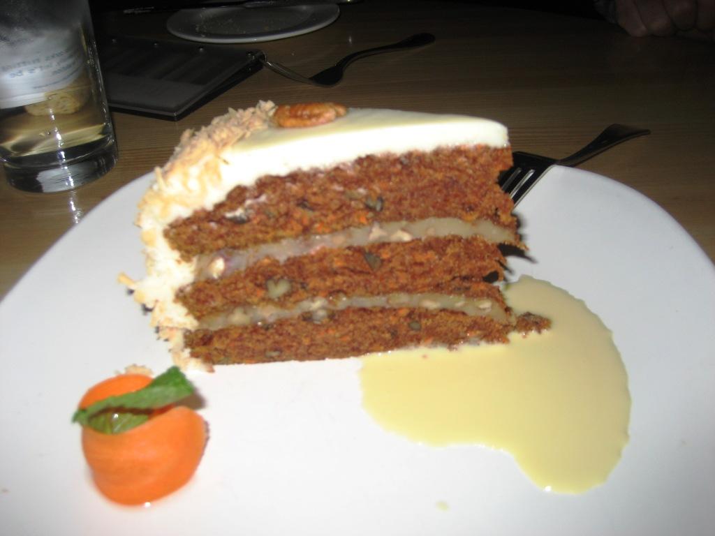 Aldi Carrot Cake Calories