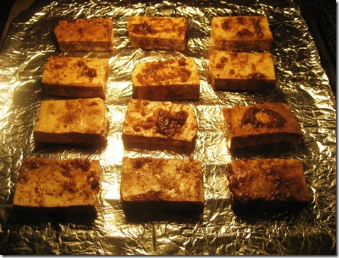 Tofu Ready to Bake