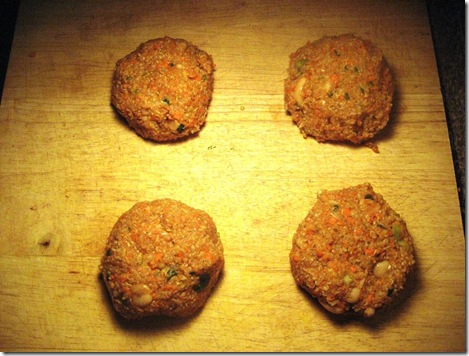 Quinoa Burgers 018
