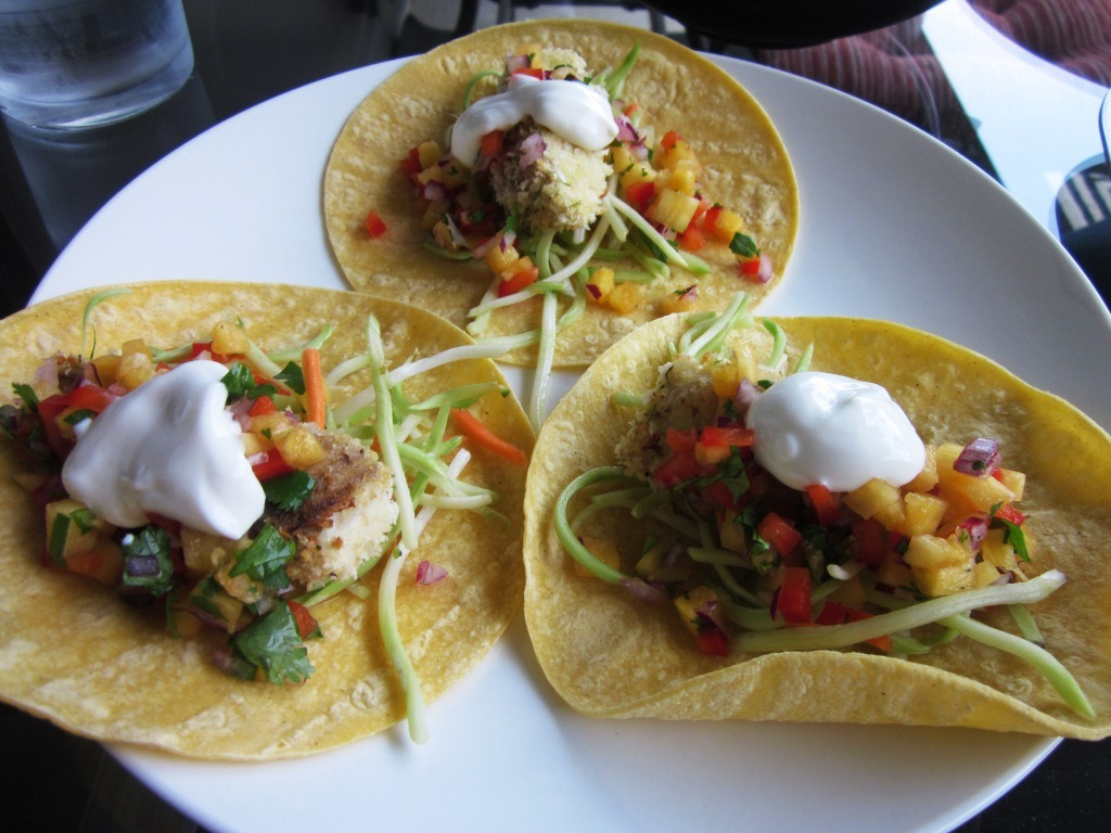 how to make fish tacos with fish sticks